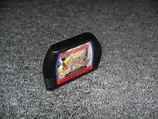 GENUINE SEGA MEGA DRIVE GAME - MAN OVERBOARD - CART ONLY - TESTED