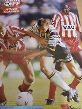 circa 1990's Autograph: Sunderland - Gary Bennett [Signed Magazine Page/Image] .