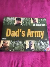 Dads Army Presentation Case - VHS Tape Set x 20 Videos