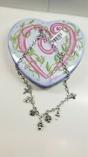 $75 NWT BRIGHT ETERNITY CROSS NECKLACE COMES WITH TIN