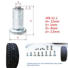 100Pcs Car Truck Tires Studs Screws Spikes Wheel 8-12-1mm Snow Chains For Winter
