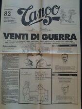 Tango. Settimanale di satira, N.82, 12 ottobre 1987