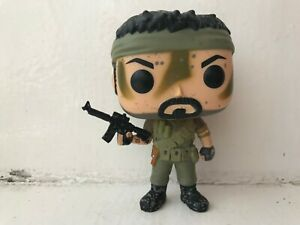 FUNKO POP VINYL CALL OF DUTY MSGT. FRANK WOODS #69 GAMES SERIES FIGURE GAMING
