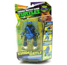 Teenage Mutant Ninja Turtles Throw N Battle Leonardo Action Figure