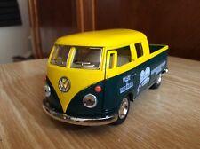 Volkswagen bus pickup  of 1963 ,1:34 scale KiNSMART toy model cast metal car