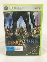 Fracture - With Manual - XBOX 360 - PAL