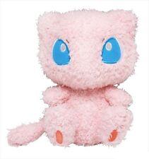 Authentic Sekiguchi Pokemon Go moko moko fluffy stuffed plush doll Mew Sun Moon