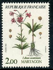 STAMP / TIMBRE FRANCE NEUF N° 2267 ** FLORE MARTAGON