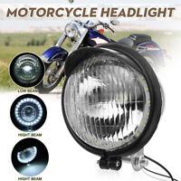 "5""  LED Universal Motorcycle Motorbike Front Headlight Headlamp Light"