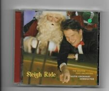 Sleigh Ride by Boston Pops Orchestra Keith Lockhart CD