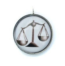 Divergent Faction Candor Glass Bubble Pendant with FREE Leather Necklace