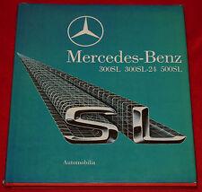 MERCEDES-BENZ 300SL, 300SL-24, 500SL, NEW GREAT CAR SERIES 21, NEW HARDBOUND