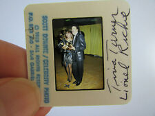 More details for original press photo slide negative - lionel richie & tina turner - 1985 - a