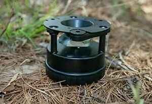 Moultrie All-in-One Deer Feeder Timer Kit Metal Spin Plate Easy Setup