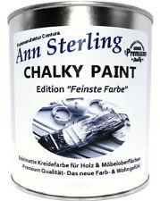 Kreidefarbe Shabby Chic 1Kg Holz Farbe Lack Möbellack Antik Möbel Vintage Weiß