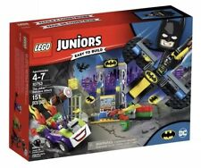 LEGO Juniors 10753 - The Joker Batcave Attack Batman Toy - New / Free Postage