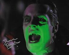 Duncan Regehr Monster Squad  In Person Signed 8X10 At Hollywoodshow