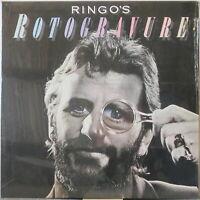 RINGO STARR Ringo's Rotogravure LP Original on U.S. Atlantic SD 18193 – SEALED