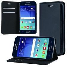 Samsung Galaxy J1 (2016) Handy-Tasche Flip Cover Book Case Schutz-Hülle  Etui W