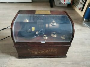 Lucky Strike Phonograph