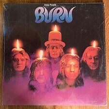 """Deep Purple """"Burn"""" SEALED MINT ORIGINAL US WARNER BROS 1st US 74 PRESS W 2766 LP"""