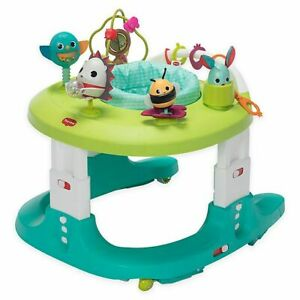 Tiny Love Meadow Days 4-in-1 Here I Grow Activity Center in Green