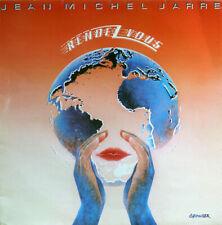 Jean Michel Jarre - Rendez-Vous (CD, 1986, Dreyfus Records West Germany)