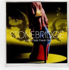 (FQ693) Stonebridge vs Ultra Nate, Freak On - 2006 DJ CD