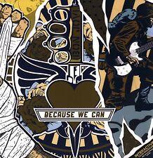 BON JOVI  2013 BECAUSE WE CAN TOUR CONCERT PROGRAM BOOK / RICHIE SAMBORA