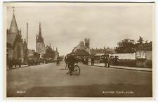 BEDFORD PLACE, ALLOA - Clackmannanshire Postcard (P655)