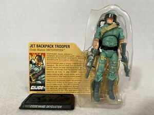G.I. Joe 25th ToysRUs TRU Air Command Skyduster