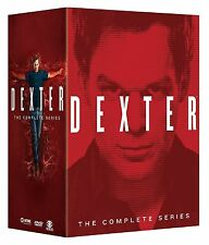Dexter: The Complete Series Seasons 1 2 3 4 5 6 7 8 DVD Boxed Set NEW!