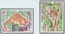 Timbres Animaux Madagascar 536/7 * lot 25044