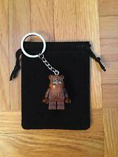Star Wars Ewok Lego Keychain