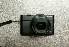 Sony RX100 II Exmor R 20.2MP digital camera with Carl Zeiss Vario Sonnar lens