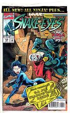 GI JOE #138 (NM-) High Grade! Polybagged with Card! 1994 Marvel Transformers App