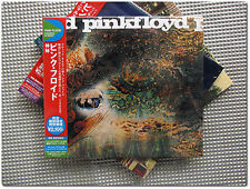 Pink Floyd , A Saucerful Of Secrets  ( CD Paper Sleeve Ltd. Japan )