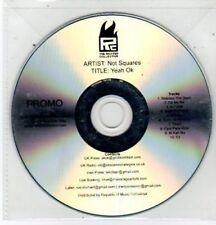 (BS720) Not Squares, Yeah OK - DJ CD
