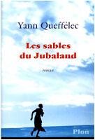 Livre les sables de Jubaland Yann Queffélec  book