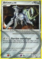 ARCEUS 90PV AR9 SECRET HOLO - NEUF CARTE POKEMON