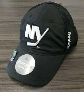 NWT Reebok New York Islanders Center Ice Collection Flexfit Hat, L/XL