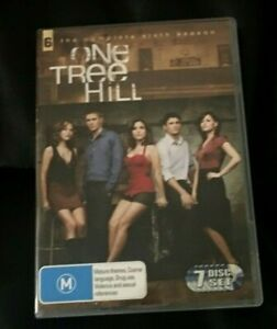 One Tree Hill : Season 6 (DVD, 2010, 7-Disc Set) Very Good Condition Region 4