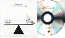 THEA GILMORE The Counterweight 2017 UK 13-trk promo test CD