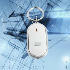 Led Light Torch Remote Sound Control Lost Key Finder Locator Keyring Keychain