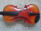Vintage Ole Bull Full Size Violin Parts Or Repair Estate
