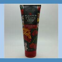 New Bath & Body Works Sugared Cherry Crisp Ultra Shea Body Cream 8oz/226g