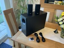 Bose acoustimass 5 Series 3 III & double cube lifestyle speakers