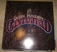 John Fogerty CENTERFIELD Vinyl LP 1985 PRISTINE CONDITION FREE SHIPPING