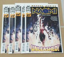 DC COMICS NAOMI #5 (CA) JAMAL CAMPBELL 5 PACK OF COMICS