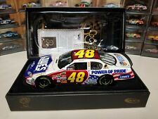 "JIMMIE JOHNSON #48 2007 CHEVROLET MONTE CARLO SS LOWES / AMERICAN HEROES ""ELITE"""